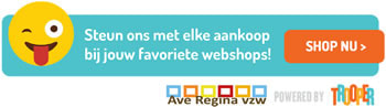 Steun Ave Regina door te shoppen via deze link